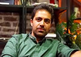 بیوگرافی محمد امین بازیگر سریال نمایش خانگی ممنوعه